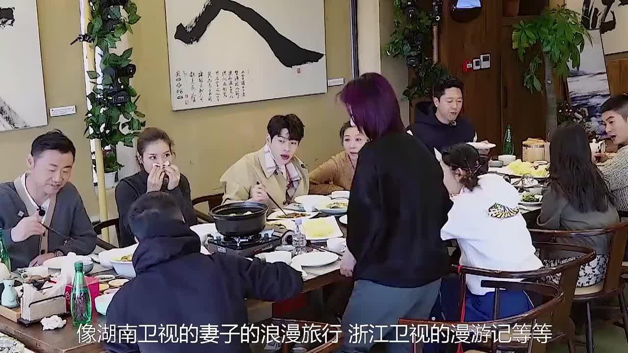 郭碧婷问郭麒麟介不介意已婚的大林子下意识反应钟汉良笑了