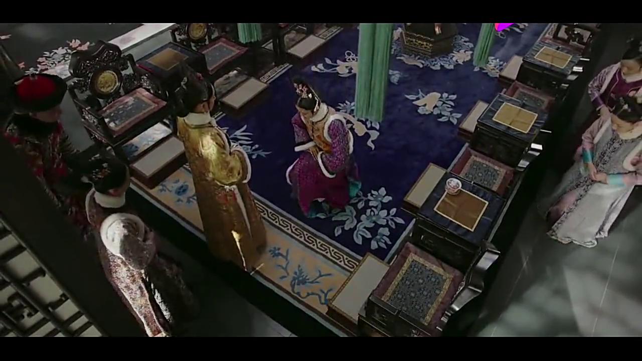 嘉嫔简直太坏了,在皇后面前抹黑如懿