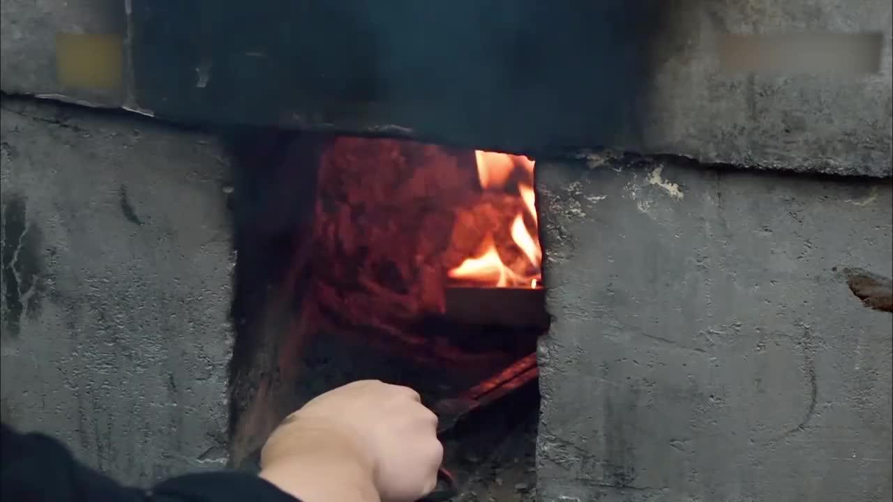 向往的生活:彭彭就烧个火而已,却遭到潘石屹攻击!黄磊都笑傻了
