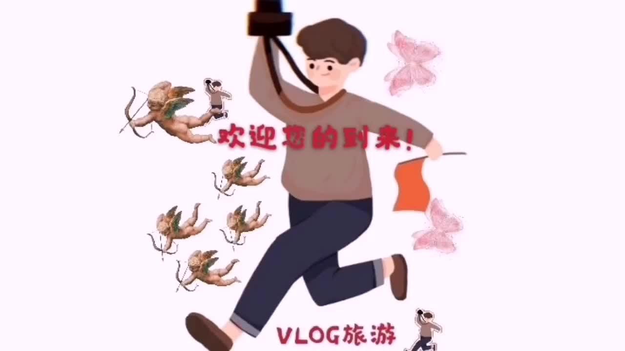 北京天安门城楼雄伟壮观,天安门广场广阔干净,充满了祥和景象