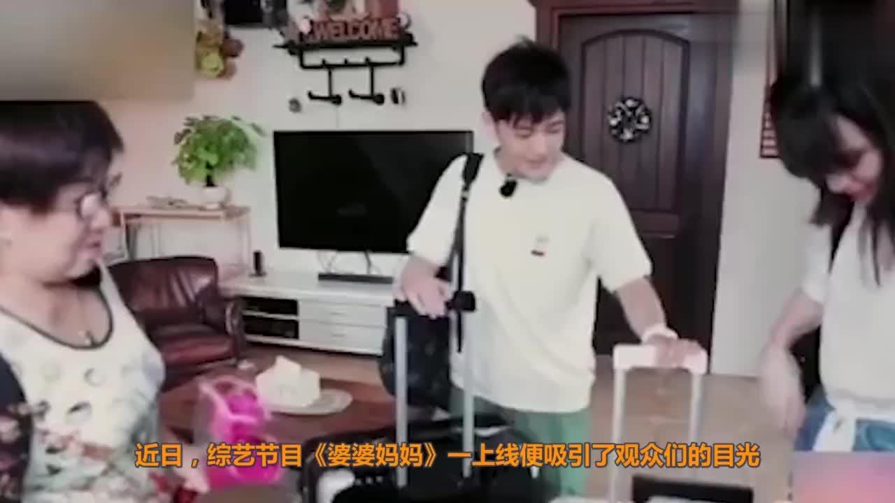 人设崩塌?林志颖妈妈教陈若仪做家务,林志颖的反应被指不走心