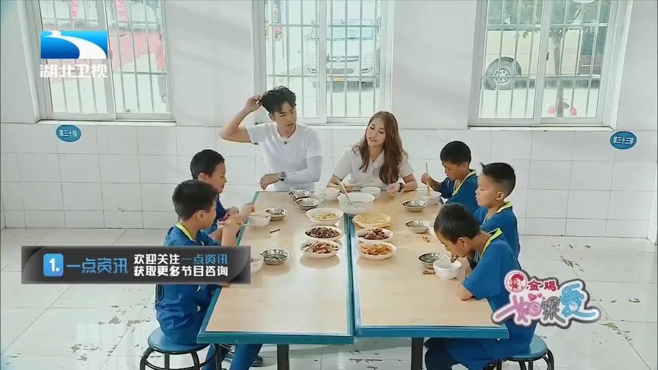 李茂弦子给孩子准备惊喜视频,什么内容让他们流泪,又极力隐忍?