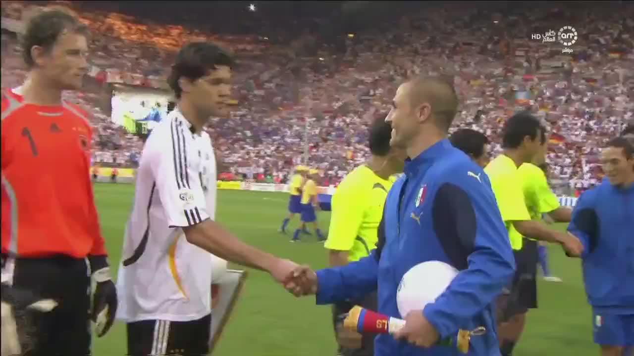 意大利VS德国,最精彩的世界杯半决赛!神奇后卫格罗索