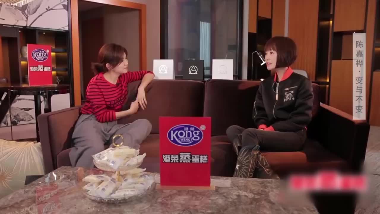 鲁豫:美貌被严重低估的女演员,陈嘉桦调侃:都是化妆画出来的!