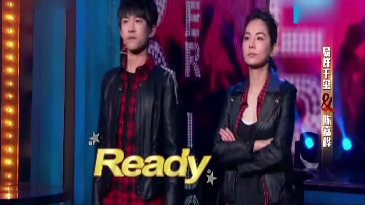 王牌:易烊千玺和陈嘉桦同台,致敬Bigbang,气氛嗨爆了!