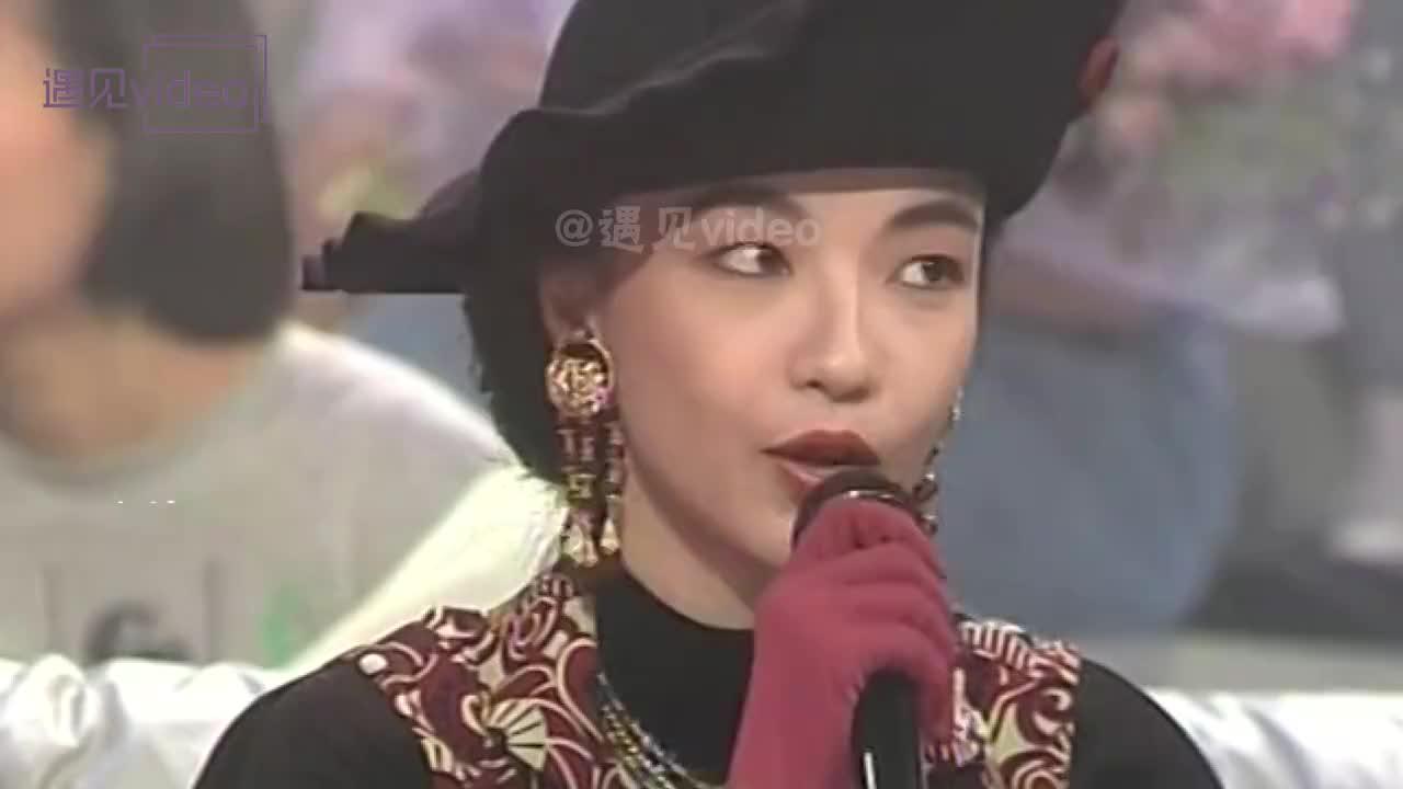 14位港星花旦的盛世美颜,李嘉欣周慧敏陈法蓉,美得各有特色!