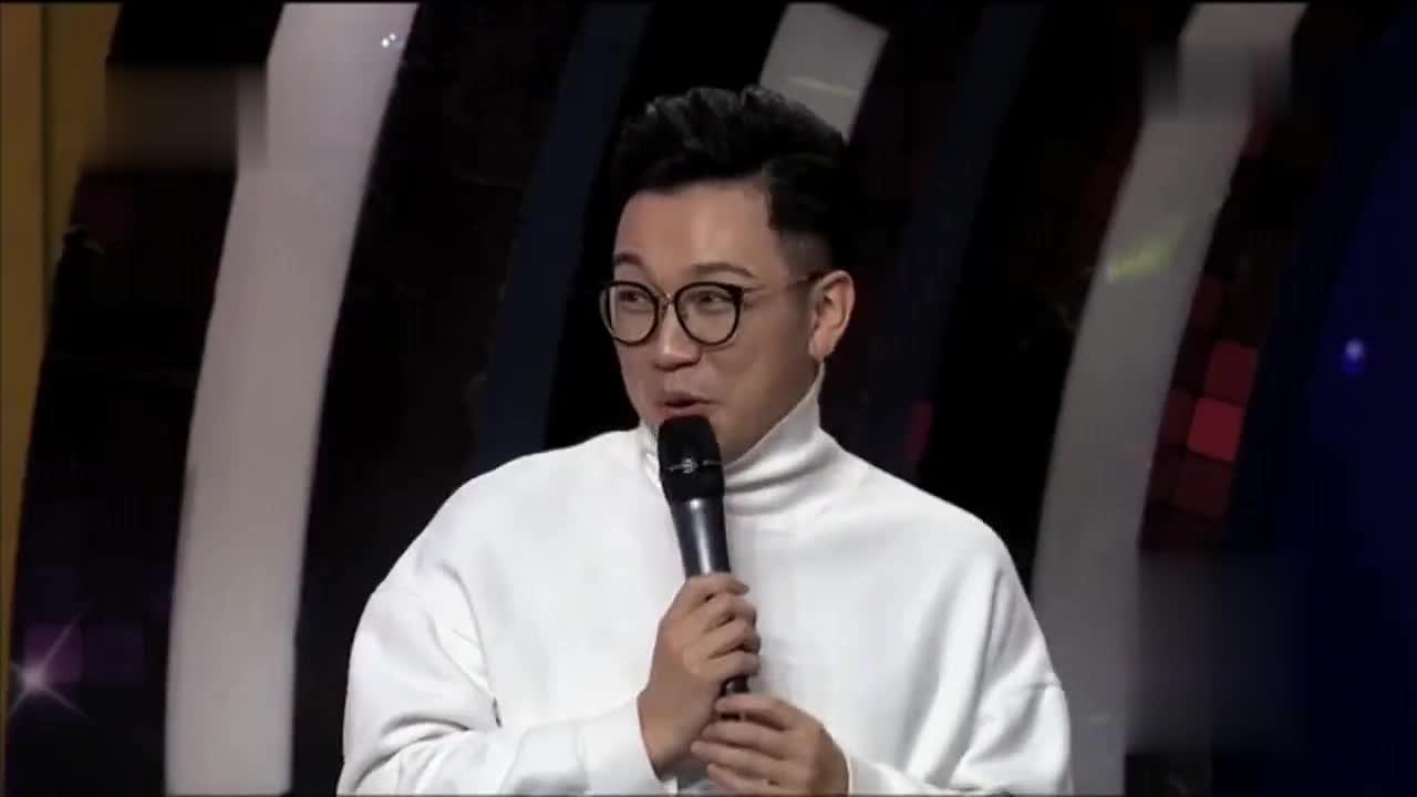 郝雷调侃自己上台是为了衬托赵鹏老师的优秀,下次再给个机会
