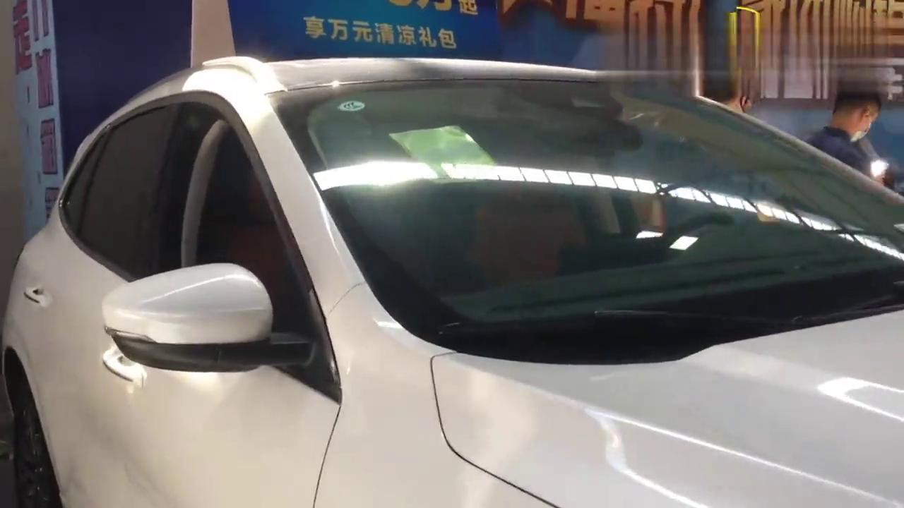 福特新款车型又出来亮相了,同样是轿车,为何那么贵