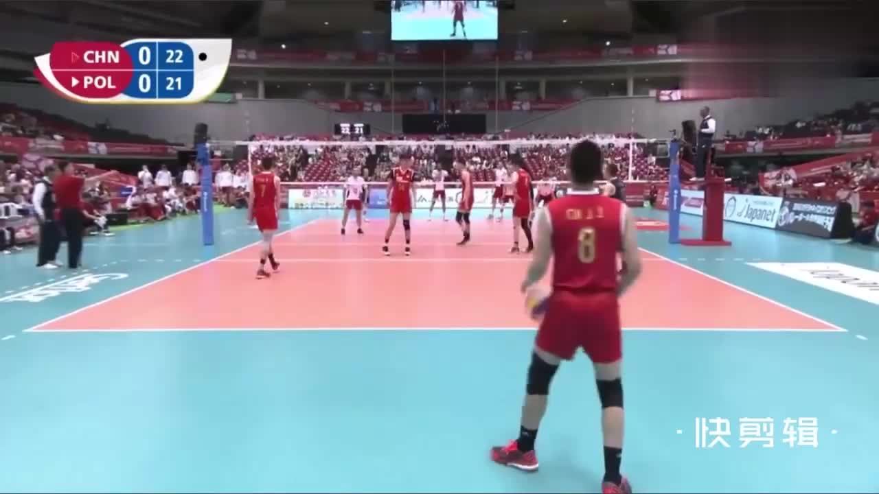 曾经的中国男排有多强?连赢世界冠军两局把对手逼到绝境!