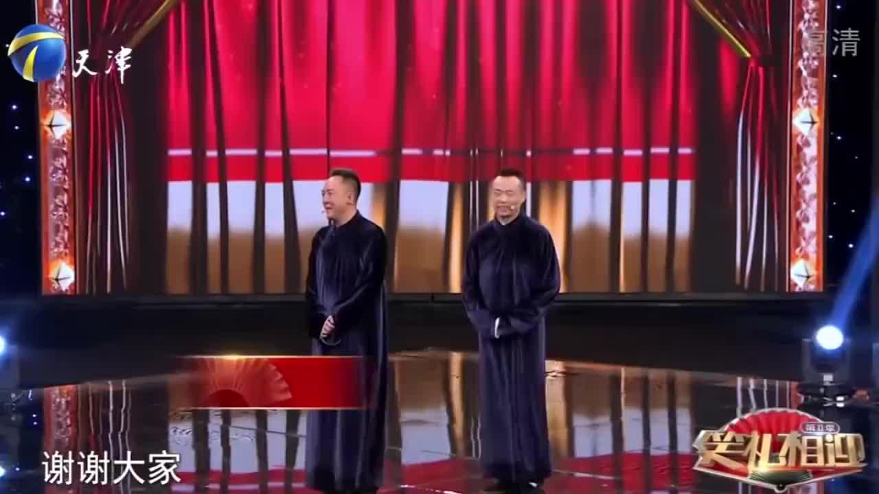 相声《谁是主唱》,选手聊起流行音乐,台下观众阵阵掌声