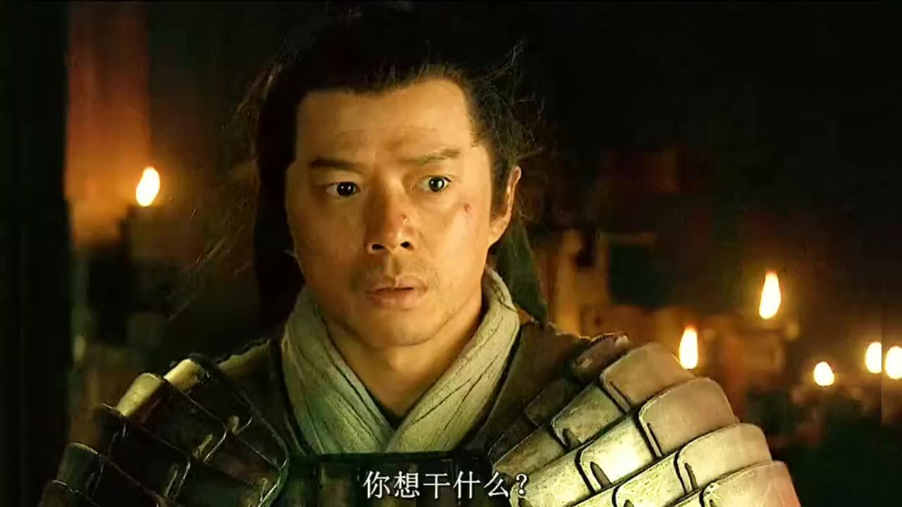 楚汉传奇:萧何月下追韩信,并用性命担保韩信当上大将军