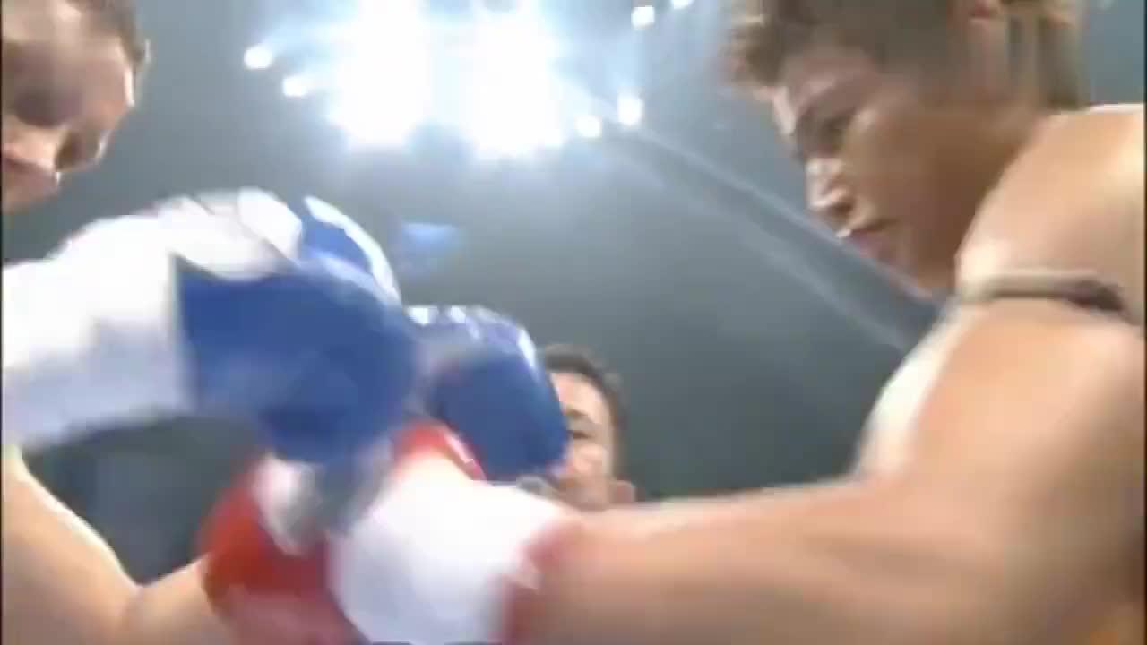 拳迷心中的经典,安迪苏瓦VS魔裟斗,格斗天王之间的大战!