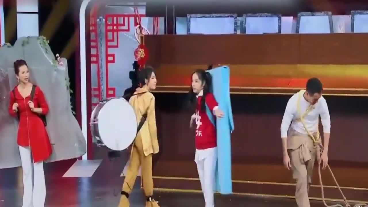 王牌对王牌:节目组让嘉宾自己选道具,宋小宝却选了一个最奇葩的