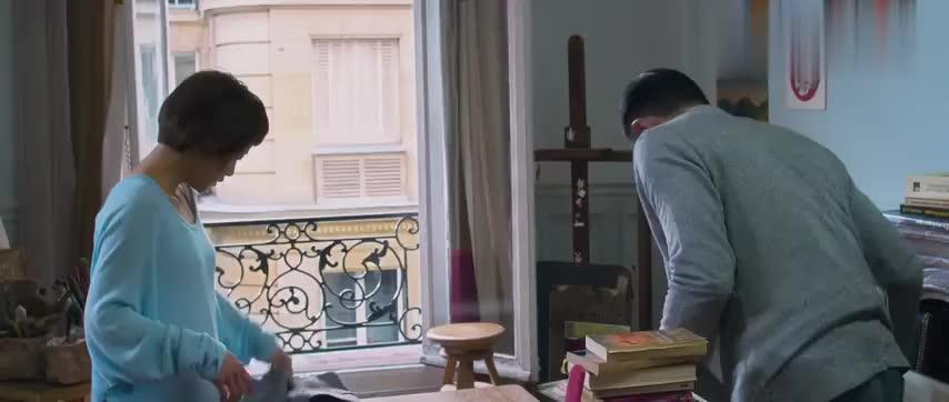 巴黎假期:这四大餐桌真是不一样,男子上错菜真是尴尬
