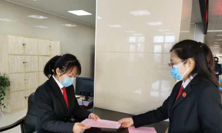 """龙安法院向干警及家属发出清明节""""携手抗疫 文明追思""""倡议"""