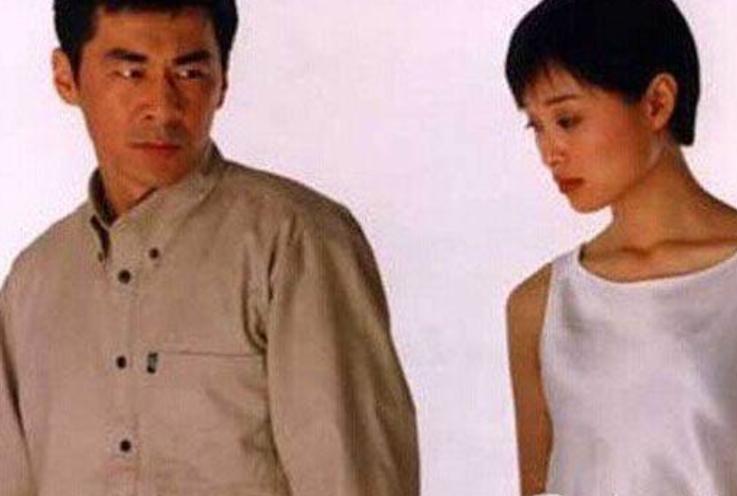 陈建斌和吴越相恋5年,为何转身选了蒋勤勤?吴越的回应才是重点
