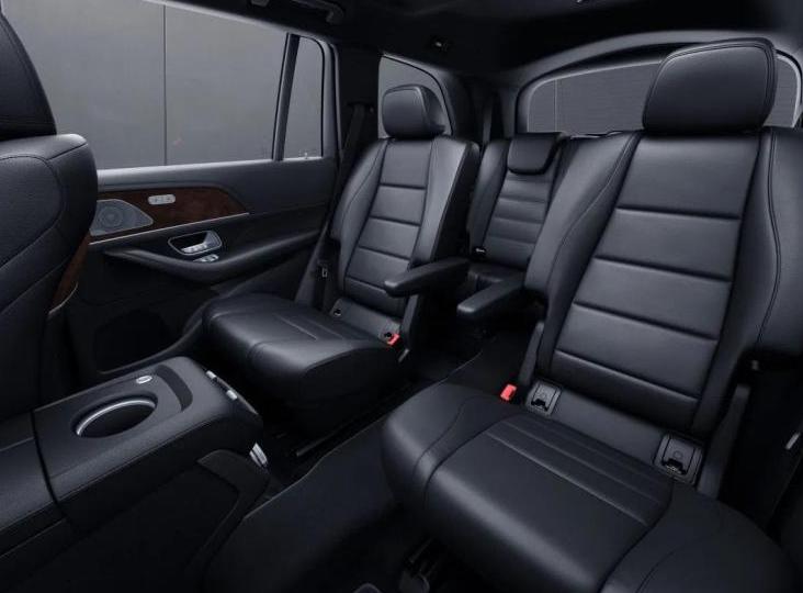 配置全面升级 奔驰GLS新增6座版车型