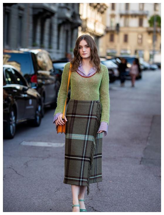 薄纱裙今年不流行了,换条裙装更精致,百搭显瘦时尚潮人都喜欢
