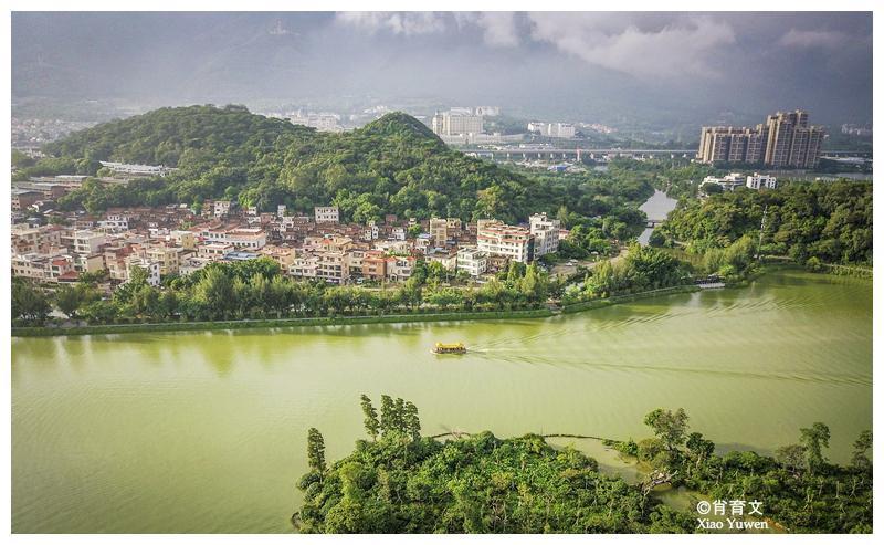 来到肇庆封开龙山景区,海底龙宫名副其实,被誉为广东的小桂林