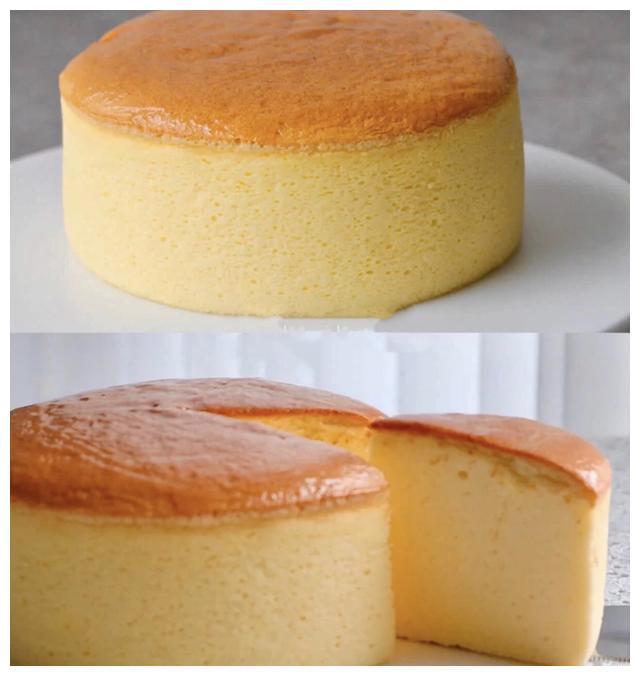 十年烘焙老师傅:做好这一点,轻乳酪蛋糕不会开裂,塌陷