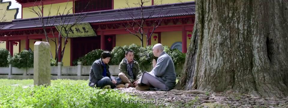 陆垚知马俐:陆垚还没忘记马俐,找出家的朋友李军来求助