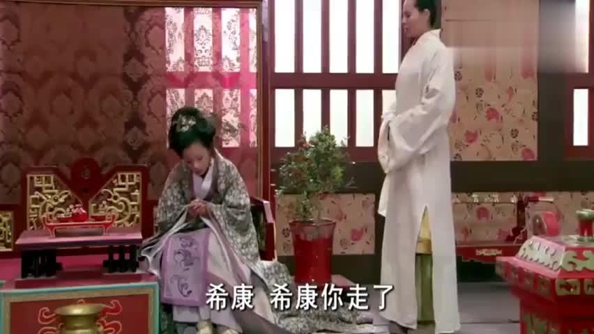 凤凰:王后得知陛下跟瀛珠在一起,大闹御书房,不料一剑刺伤陛下