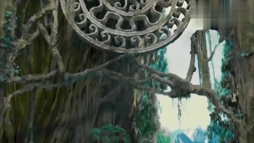 幻城:火族公主再次出手,要强夺冰晶,却被梨落反击失去了法力