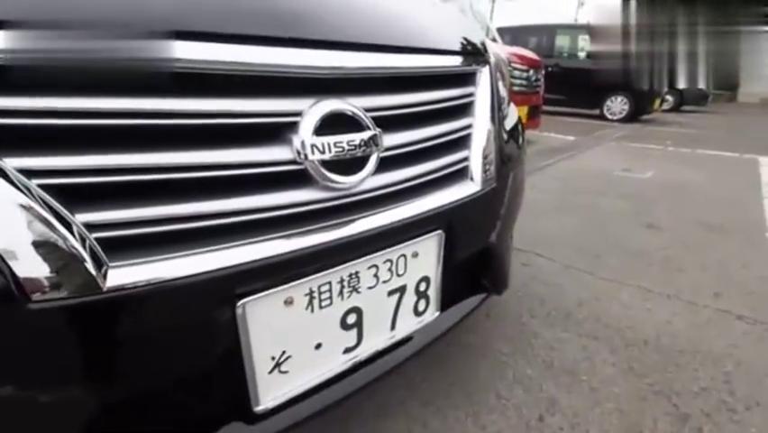 日本版东风日产轩逸汽车,物美价廉超优秀的环保纯电动汽车