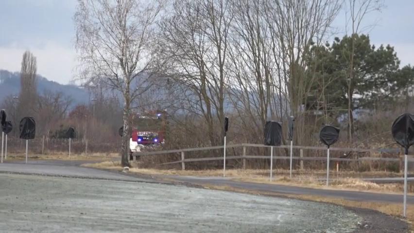德国消防车出警,见识一下什么是高科技设备