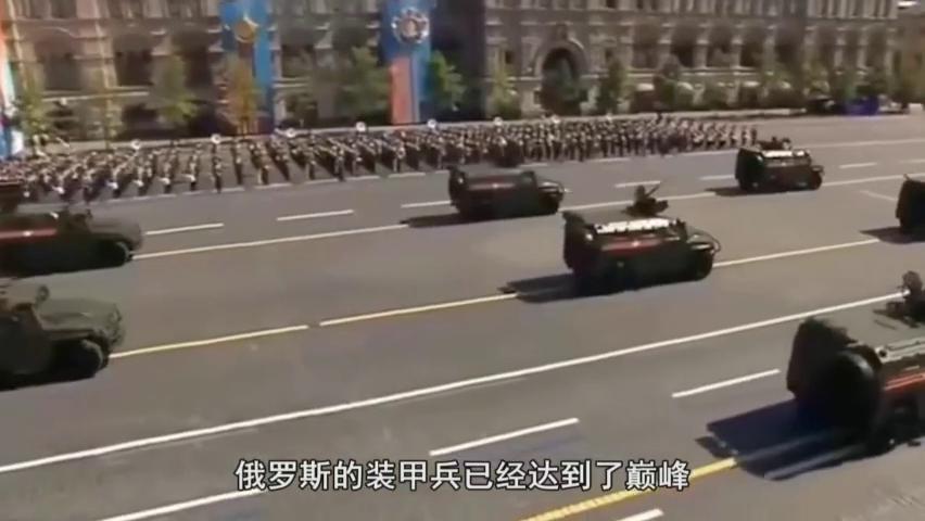 俄凸显陆军优势,拥有86,000辆装甲战车,坦克数量赛过中美