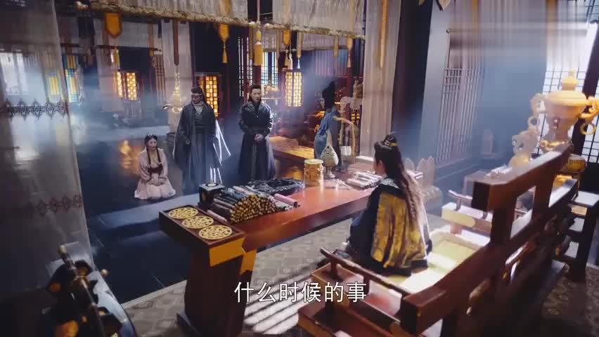 锦绣未央:常茹为了不做妾,竟害死了安乐公主,下一个就是未央