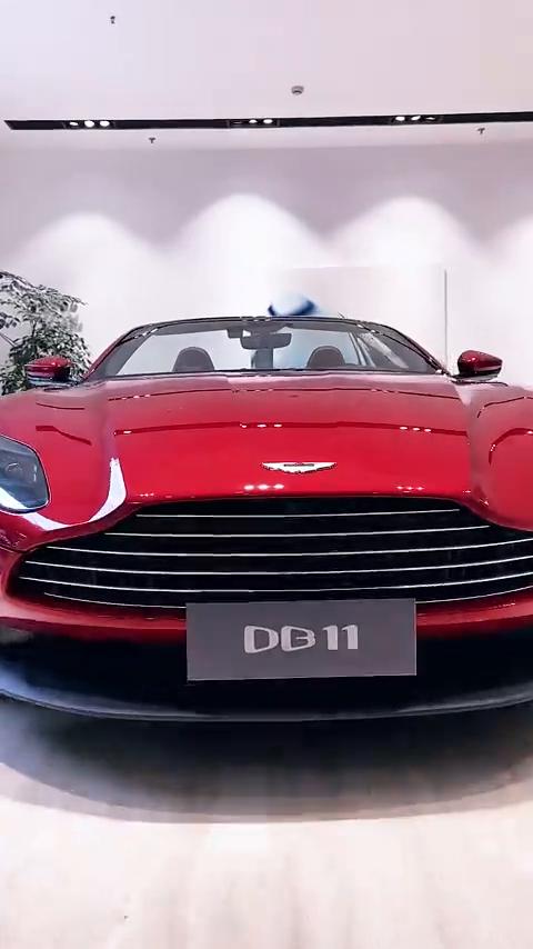 """阿斯顿马丁DB11,零百加速4秒,230万起售的""""007座驾""""!"""