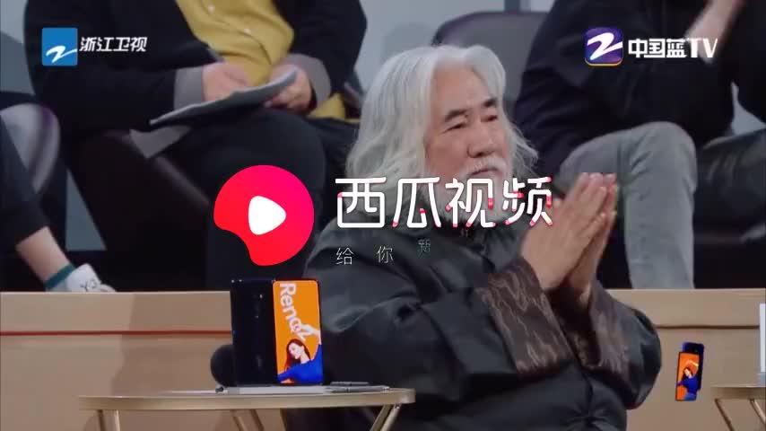 巅峰对决惠英红的表演让李诚儒几人想到往事张纪中连称受不了