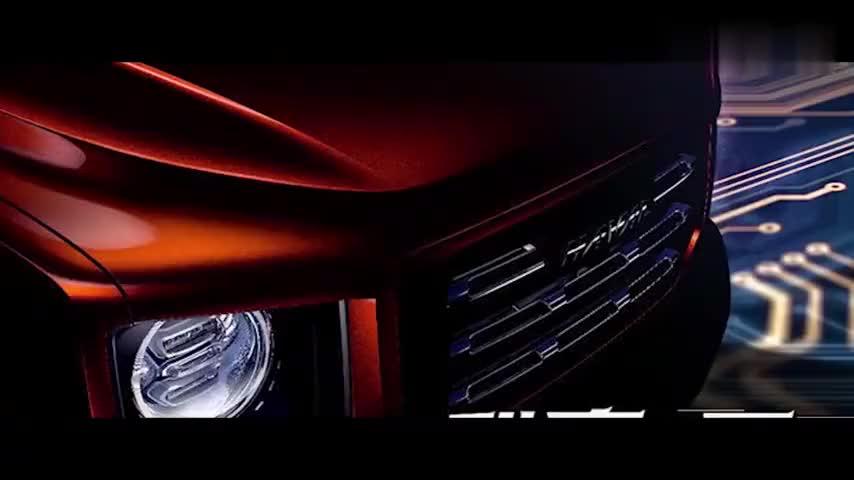 视频:预计将于下半年发布,全新哈弗H5更加硬派