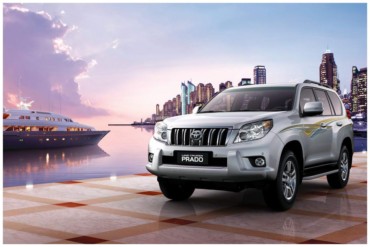 起售价超过40万的丰田普拉多,到底算不算是豪车?