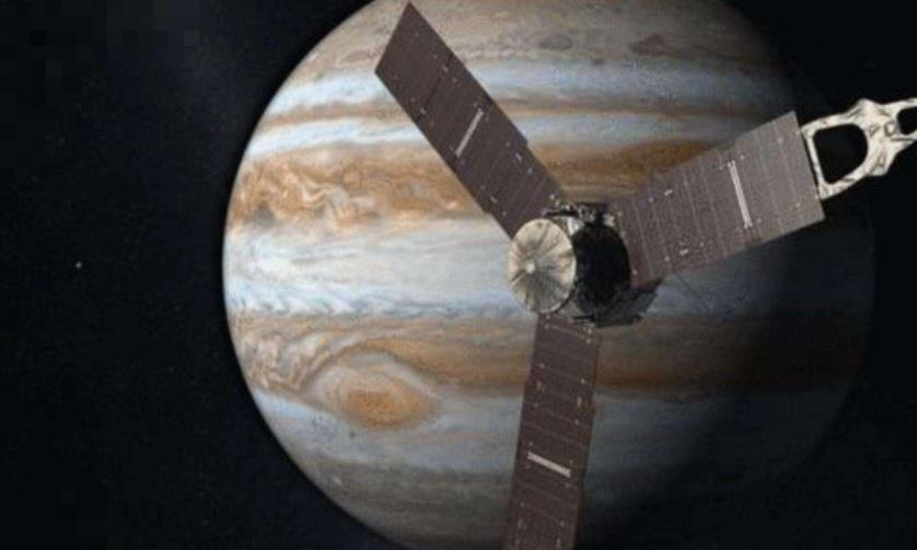 如果宇航员掉到气态行星木星会怎样?伽利略号探测器给出了答案