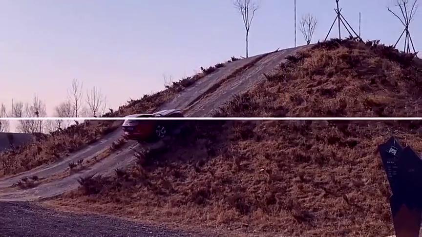 视频:通过性如何?捷豹E-PACE场地试驾