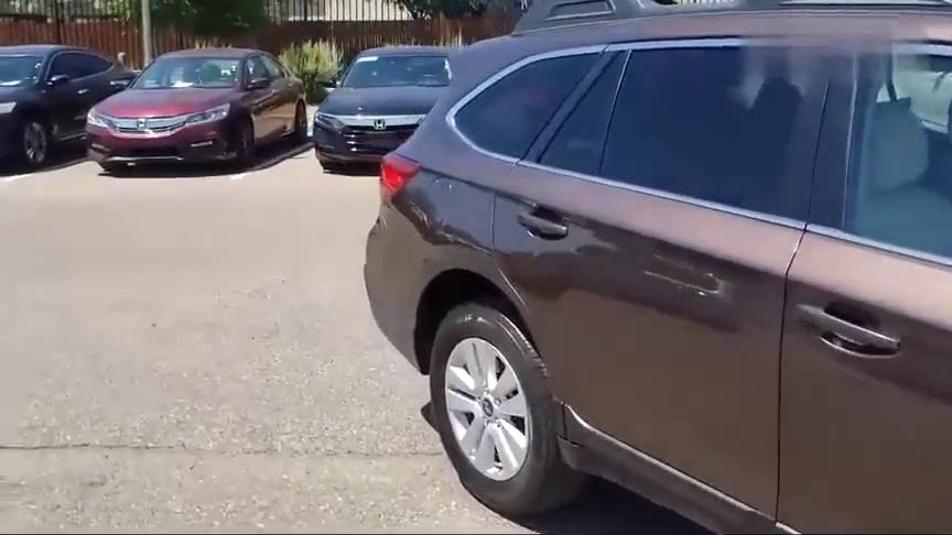 视频:预定的2020款斯巴鲁傲虎到货