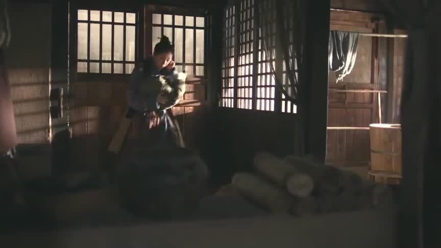 芈月传-燕国的人谋害芈月,幸好有苏子前来,救了芈月他们