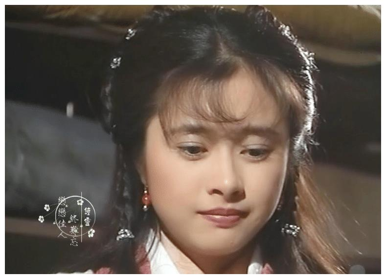 她曾是赵灵儿第一人选,令陈志朋心动,引吴彦祖失控,至今仍单身