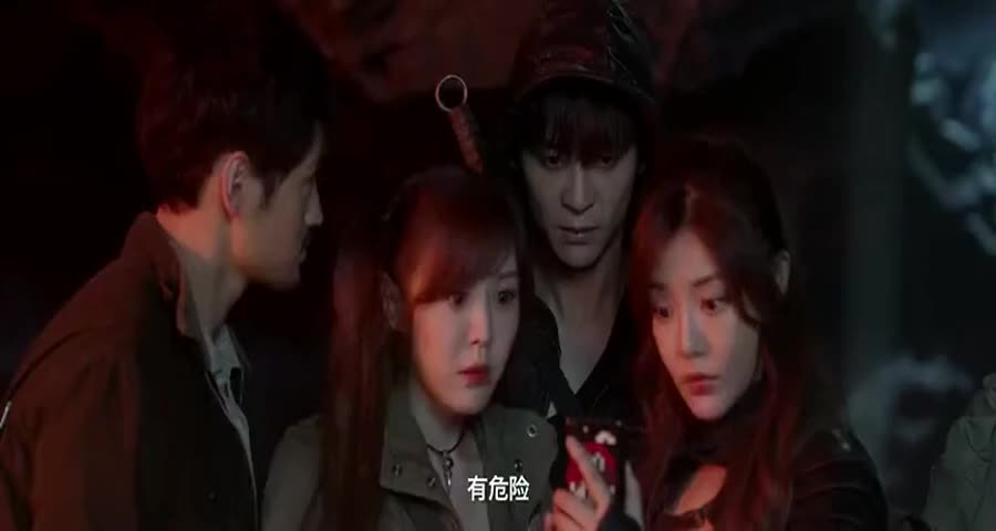 曾小贤被蚰蜒攻击,好友担心生命安全,不料子乔发个红包被秒领