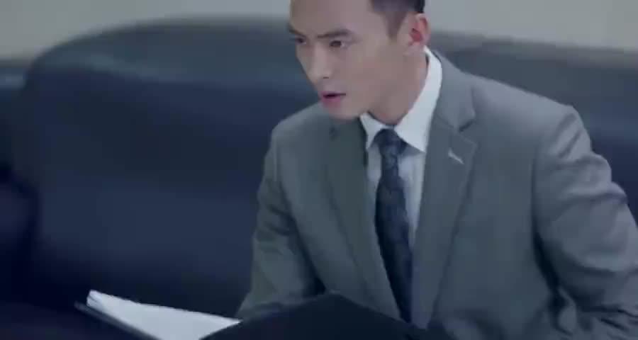 小伙去大公司拉赞助,不料一看公司女总裁瞬间懵了,竟是前女友
