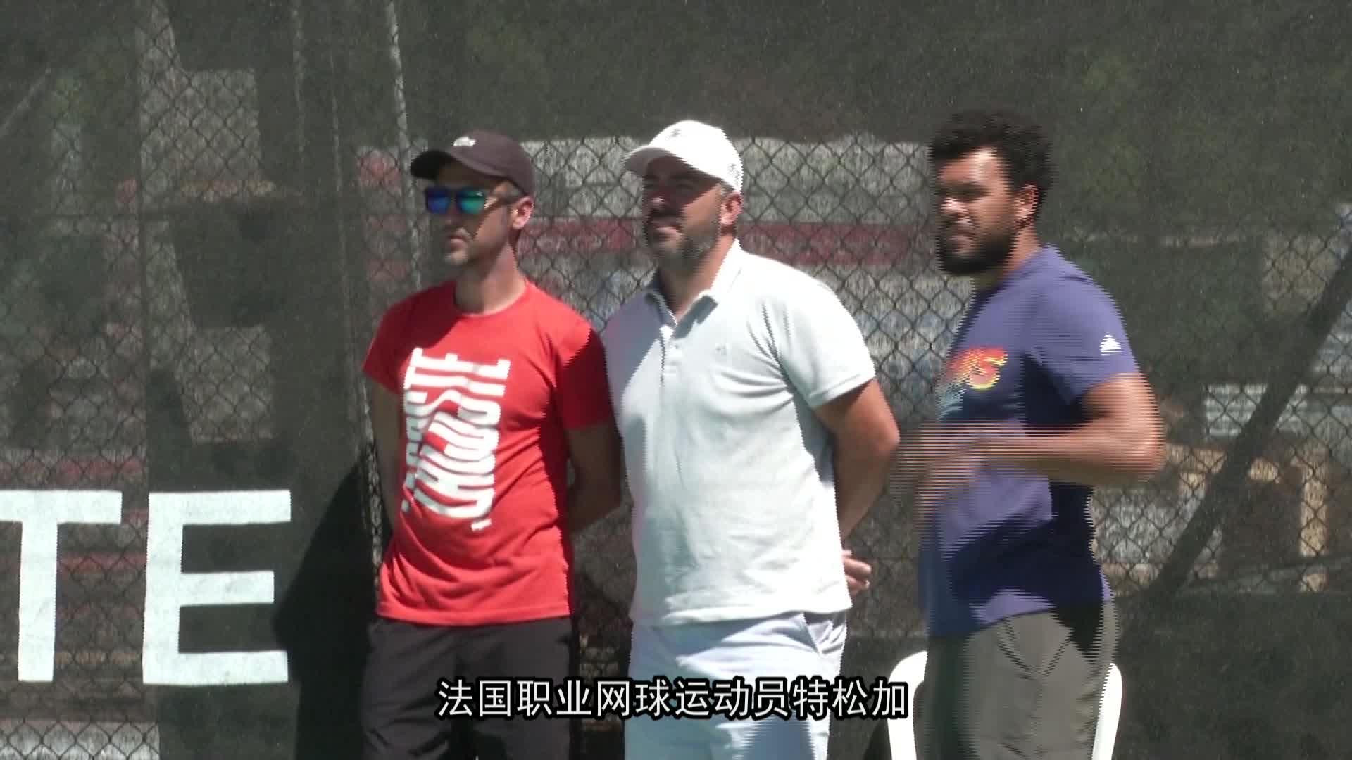 网球名将特松加 应对新赛制戴维斯杯