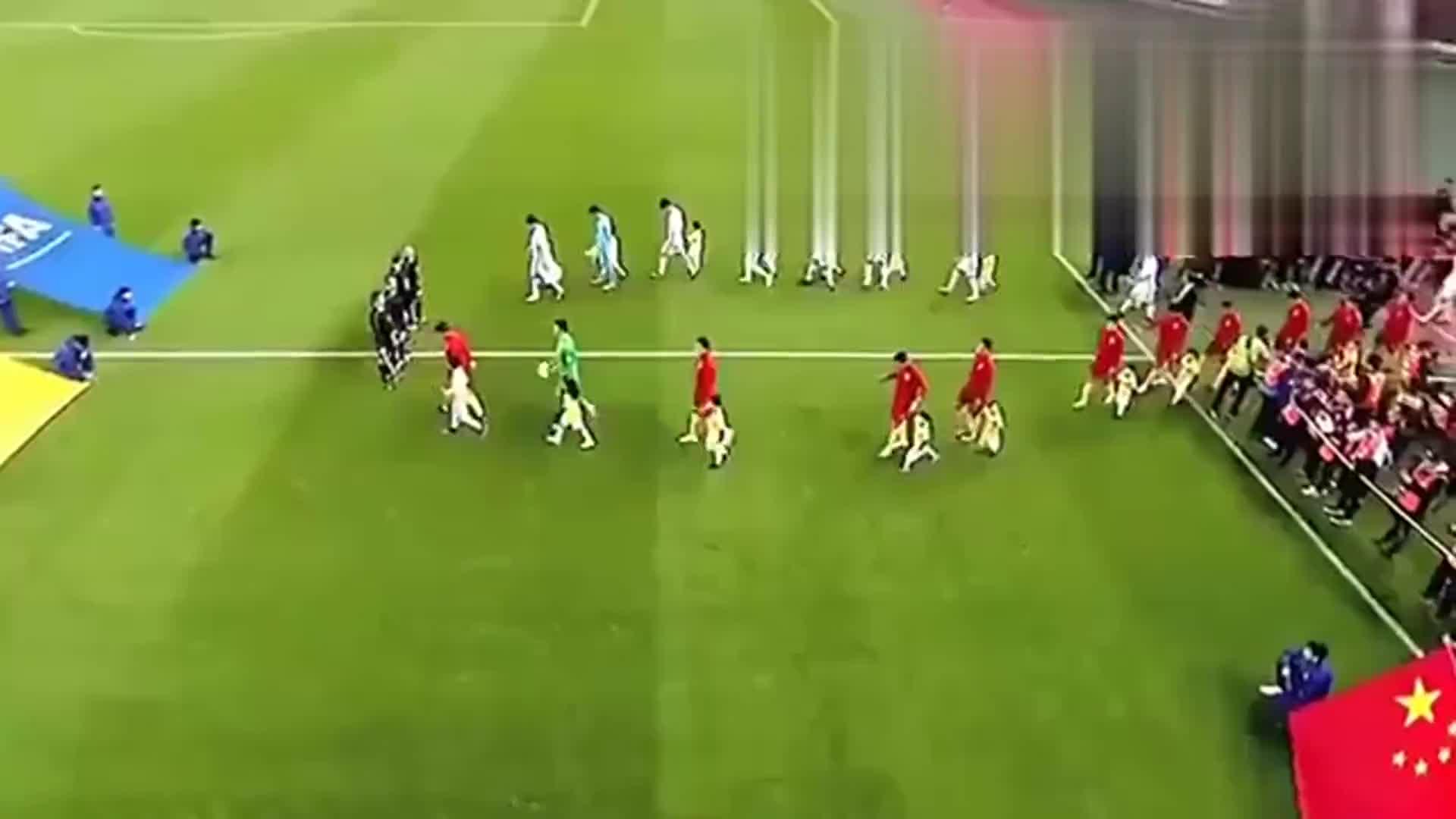 国足最强一战_要是能够继续踢下去_进世界杯就看到新闻了