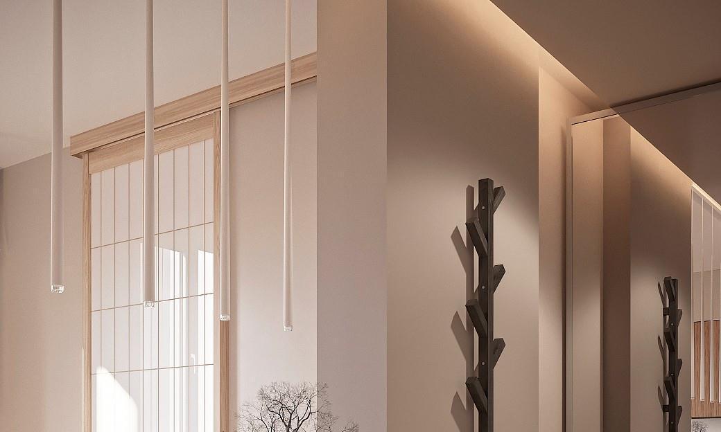 33平米日式公寓,尽显小宅的简约从容美