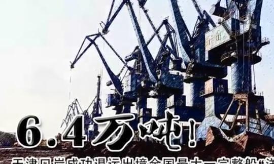 今年最大一宗洋垃圾走私案,数量多达6万吨,天津海关拦截退运