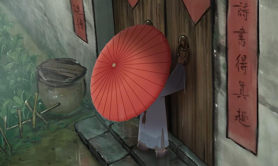 冷门动漫宣扬中国文化,爱情的模样也可以是平平淡淡!