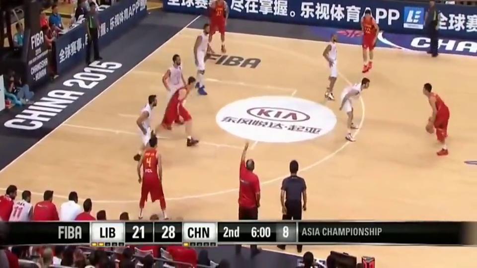 美媒解说下的中国篮坛十佳进球,姚明力拔山兮,易建联霸屏了