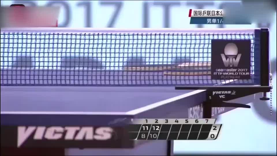 马龙表现太强悍 再次让日本天才不能活 奠定中国男乒一哥地位