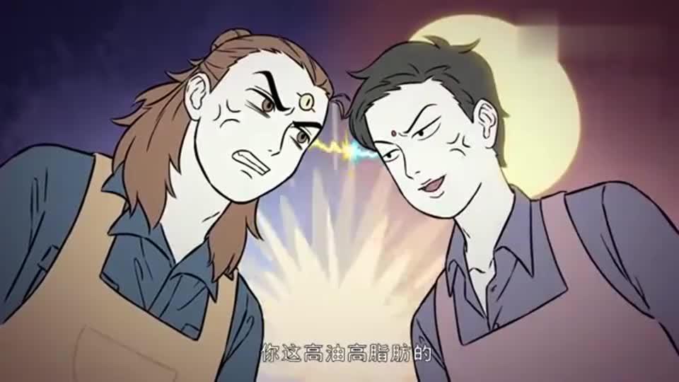 非人哉:厨神争霸!看素斋和荤菜哪个更好吃?